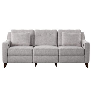 Logan Reclining Sofa by Wayfai..