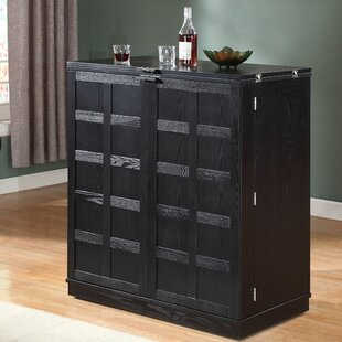 Eagan California Bar Cabinet