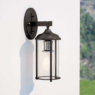 Marshall 1-Light Outdoor Wall Lantern By Trent Austin Design Outdoor Lighting