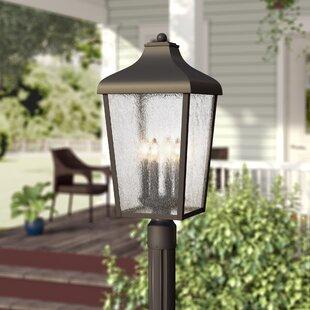 Harpole 1-Light Outdoor Post Light by Three Posts