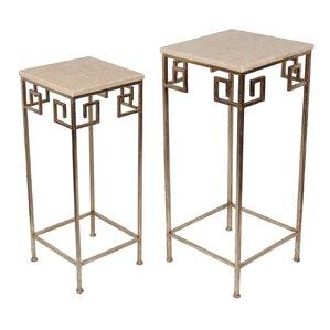 granite nesting tables you'll love | wayfair