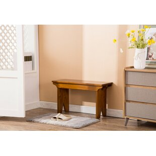 Pulley Wood Bench