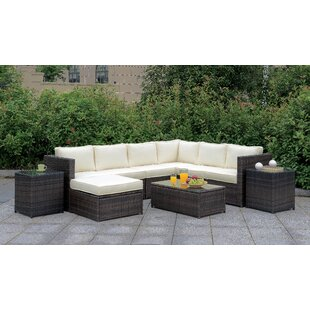 Morrell Sectional with Cushions
