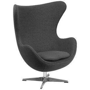 Swivel Balloon Chair by Flash Furniture