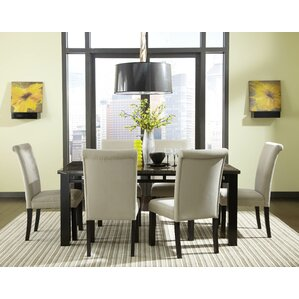 Cairns 7 Piece Dining Table Set by Latitu..
