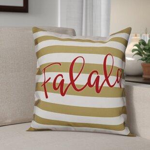 Falala Throw Pillow