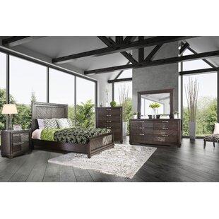 Wrought Studio Gilstrap Panel Configurable Bedroom Set