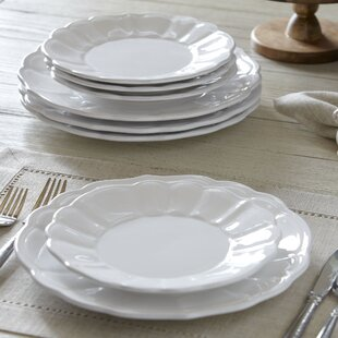 Vincent Salad Plates (Set of 4) & Mini Plate Sets | Wayfair