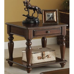 Paloalto End Table with Storage by Darby Home Co