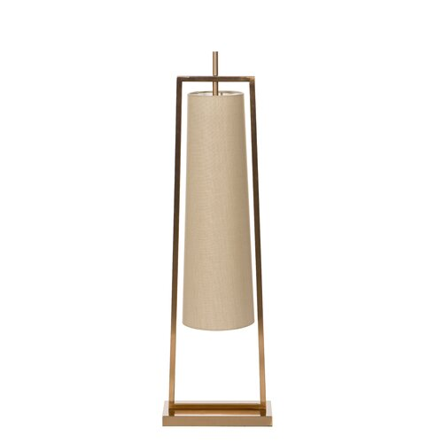 Plutus Brands Compelling Elegant Styled Glass Table Lamp