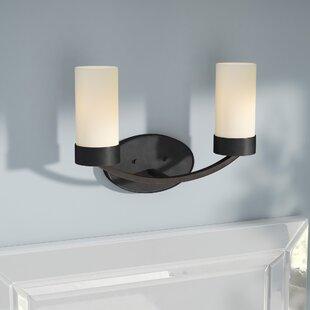 Andover Mills Sanderson 2-Light Vanity Light