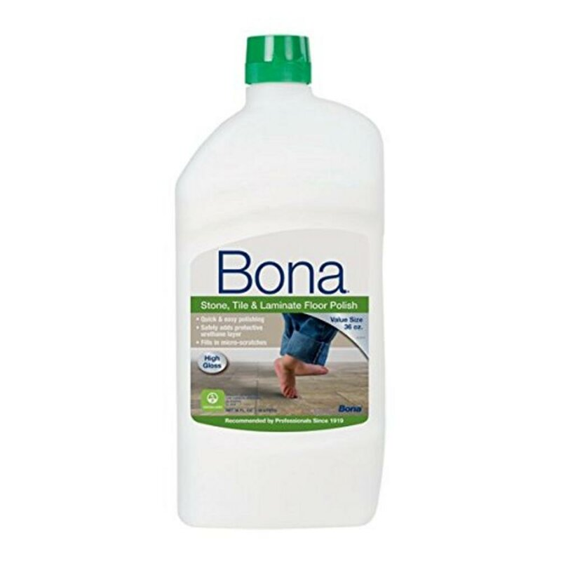 Bona Stone Tile And Laminate Floor Polish 32 Oz Reviews Wayfair