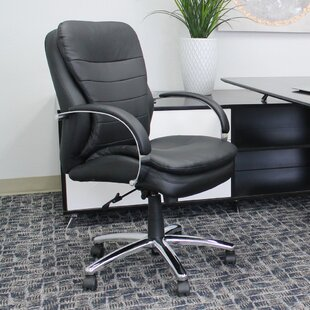 Prestridge Deluxe Executive Chair by Ebern Designs Great Reviews