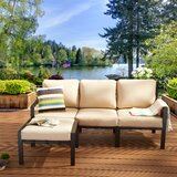 Meeks 4 Piece Sectional Wayfair