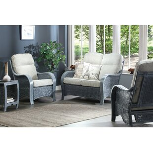 Makenna 4 Piece Conservatory Sofa Set By Beachcrest Home