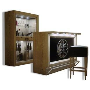 Fernwood Bar Set by Rosdorf Park