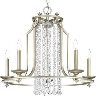 House of Hampton Joines 5-Light Chandelier
