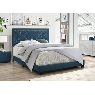 Patten Upholstered Panel Bed by Mercer41