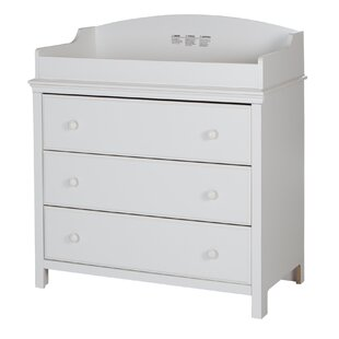 Affordable Price Cotton Candy Changing Table By South Shore