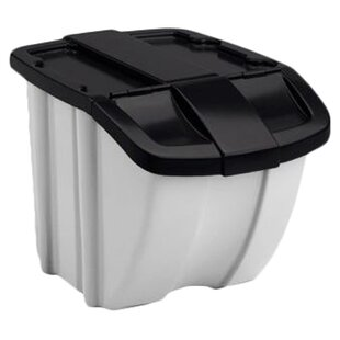 18 Gallon Trash Can Wayfair