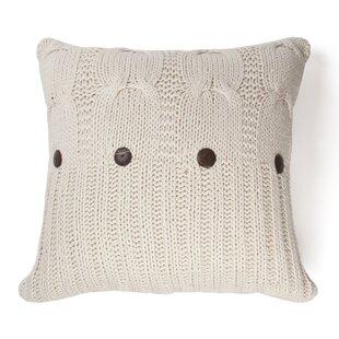 Cable Knit Pillow Wayfair