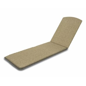 Outdoor Sunbrella Chaise Lounge Cushion