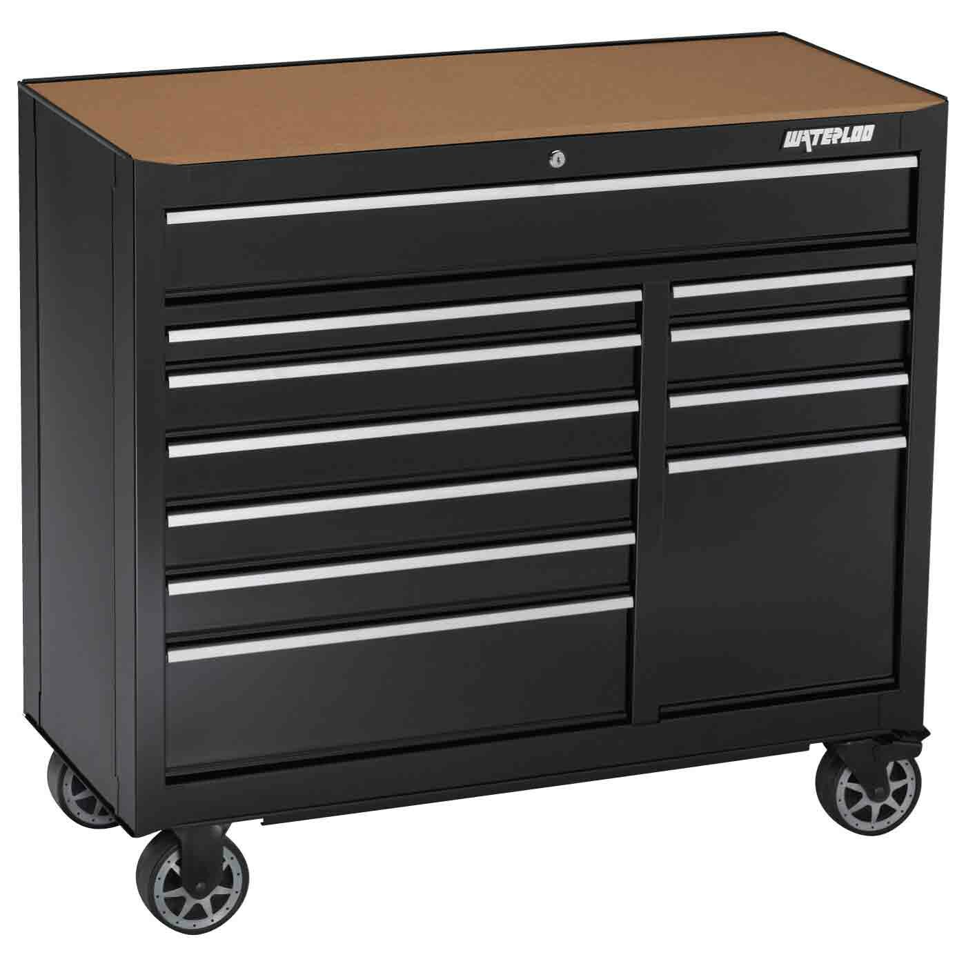 drawer tca waterloo garage left side cabinet toolbox roller products img tool hdseries