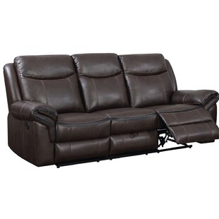 Mak Transitional Gel Reclining Sofa