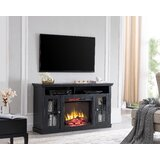 Orlane TV Stand for TVs up to 60 with Electric Fireplace Included by Red Barrel Studio®