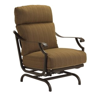 Tropitone Montreux Action Patio Chair with Cushions