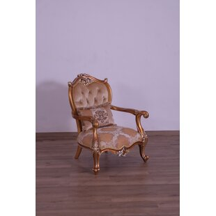 Lowrey Armchair by Rosdorf Park