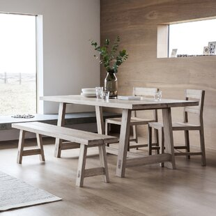 Annette Dining Table By Gracie Oaks