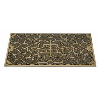 Hflt Lobster 18 In X 30 In Non Slip Outdoor Door Mat Wayfair