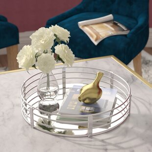 Round Decorative Trays You Ll Love Wayfair