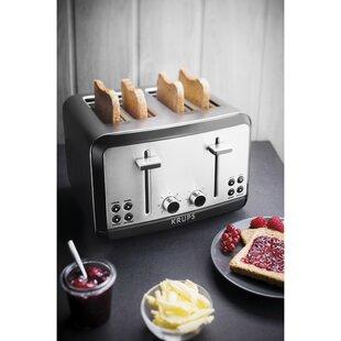 Savoy 4 Slice Toaster