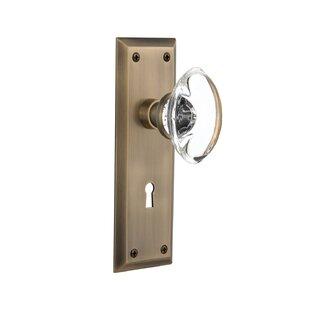 Attrayant Crystal Door Knobs With Lock | Wayfair