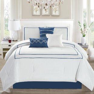 Alexander 7 Piece Comforter Set