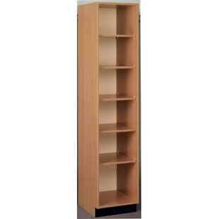 Science Open Shelf Standard Bookcase by Stevens ID Systems
