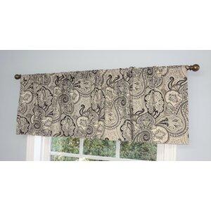Waverly Paddock Shawl Curtain Valance