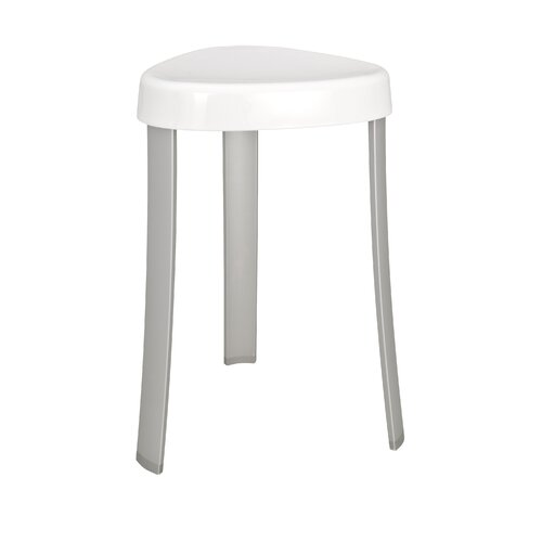 Maglione Shower Stool Belfry Bathroom Ivory,White