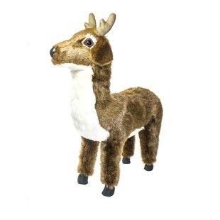 Deer Trek Tufted Ottoman