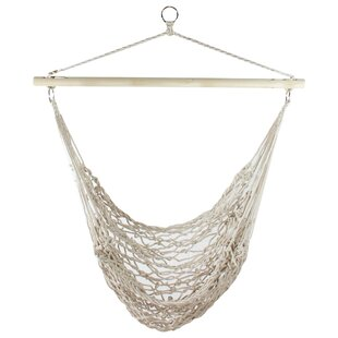 Bungalow Rose Horner Cotton Netting Chair Hammock