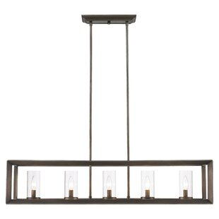 Thorne Modern 5 Light Kitchen Island Pendant