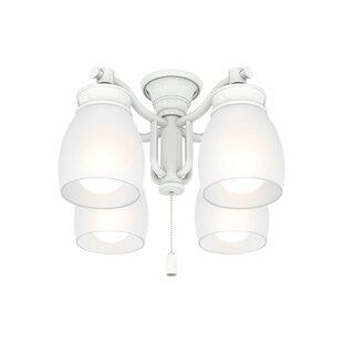 Casablanca Fan Ceiling Fan Light Kits You Ll Love In 2021 Wayfair