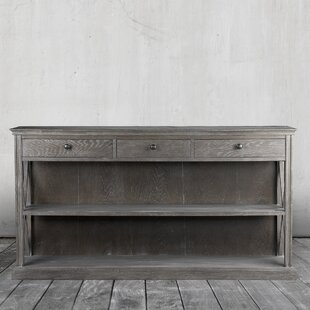 French Casement Console Table
