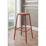 Aphrodite 30 Bar Stool (Set of 2) by 17 Stories