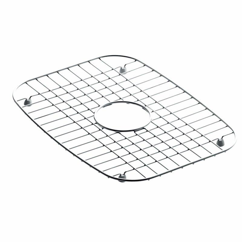 Kohler UndertoneVerse Stainless Steel Sink Rack, 12-1/4\