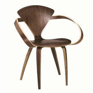 Wooden Arm Chair by Fine Mod Imports