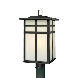 World Menagerie Bonfield Outdoor 3-Light Lantern Head