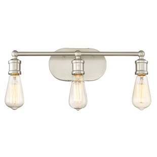 Agave 3-Light Vanity Light Fixture By Laurel Foundry Modern Farmhouse